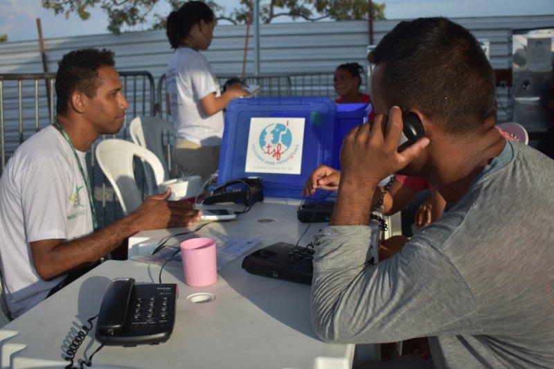 How telecoms saves lives